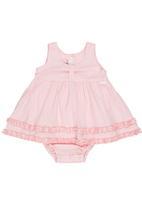 Phoebe & Floyd - Dress Romper Pale Pink
