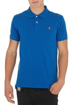 POLO - Classic Golfer Blue Mid Blue