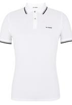 Ben Sherman - Tipped Golfer White