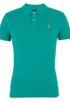 POLO - Golfer Mid Green Mid Green