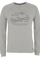 POLO - Sweater Grey