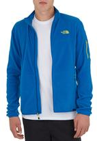 The North Face - 100 Aurora jacket Mid Blue