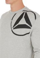 Reebok Classic - Crew Pullover Grey