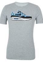 Nike - Nike T-shirt Air Max Grey