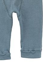 Sticky Fudge - Leggings with thunder-print Dark Grey