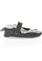 shooshoos - Ballet Pumps Dark Grey