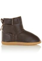 shooshoos - Brown Boot Dark Brown Dark Brown