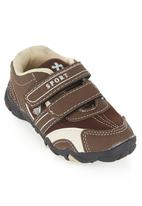 Brats - Sports Sneakers Mid Brown Mid Brown