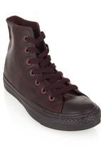 SOVIET - Hi-cut Sneakers Dark Red Dark Red
