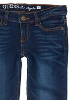 GUESS - Starlet Skinny Jeans Mid Blue