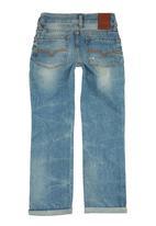 GUESS - Brit Rocker Jeans Blue