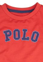 POLO - James T-shirt Red