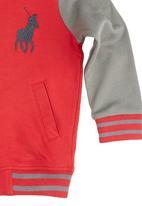 POLO - Gregory Baseball Jacket Red