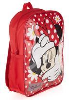Sanrio Minnie Mouse - Minnie Mouse backpack Red