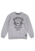 Quiksilver - Stay Wild Toddlers Sweater Grey