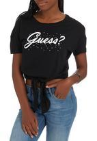 GUESS - Guess T-shirt Black