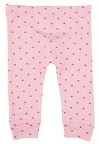 Luke & Lola - Harem Pants Mid Pink