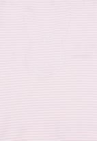 Luke & Lola - Printed Long Sleeve Tee Pale Pink