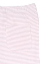 Luke & Lola - Girls 2 Pk set Pale Pink