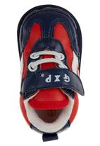 POP CANDY - Boys Baby Sneakers Navy