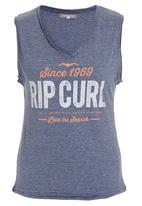 Rip Curl - Simple Life Boxy Top Navy