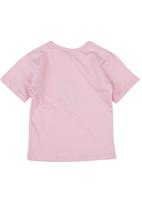 Ice Age - Short-sleeve Dodo Top Pink Pale Pink