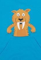 Ice Age - Tiger Hoodie Blue