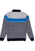 POP CANDY - Striped Pullover Multi-colour