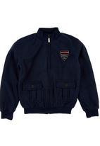 POP CANDY - Zip Jacket Navy
