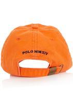 POLO - Pony Peak Orange