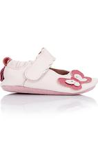 shooshoos - Butterfly Pumps Pale Pink Pale Pink