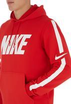 Nike - Club Hoodie Black