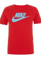 Nike - Nike Futura Icon T-shirt Red