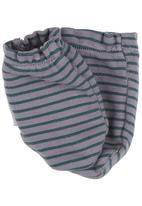 Sticky Fudge - Marley mittens Grey