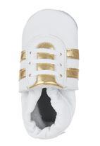 shooshoos - Sneakers White/Gold