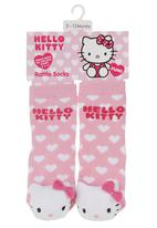 Character Baby - Hello Kitty rattle sock Mid Pink