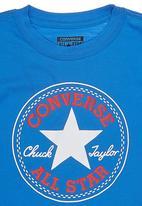 Converse - Chuck Tee Mid Blue