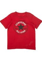Converse - Converse T-shirt Red
