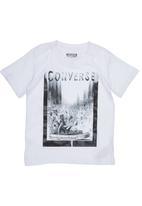 Converse - Stream T-shirt White