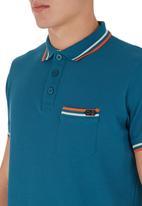 Crosshatch - Youle Golfer Mid Blue