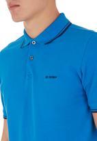 Ben Sherman - Golfer Mid Blue