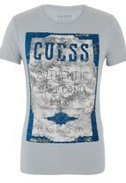 GUESS - Authentic T-shirt Grey