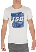 Blend - Graphic T-shirt White