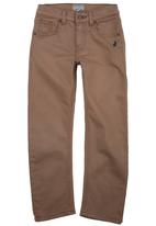 POLO - Gary Arched Jeans Stone/Beige
