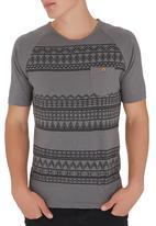 Pride & Soul - Tavion T-shirt Dark Grey Dark Grey