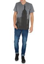 555 Soul - Chesney T-shirt Dark Grey