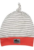Just chillin - Stripe Beanie Multi-colour