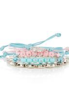 Jewels and Lace - Stars Bracelet Multi-pack Multi-colour