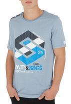 Smith & Jones - Stoneleigh Tee Pale Blue