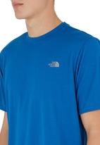 The North Face - Reaxion crew Mid Blue